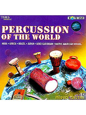 Percussion of the World (Audio CD)