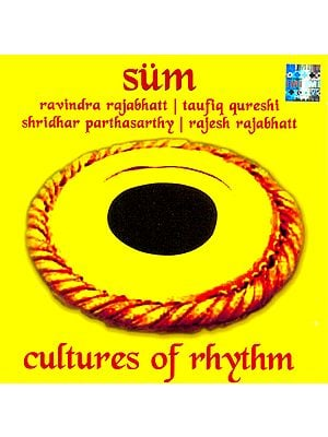 Sum (Cultures of Rhythm) (Audio CD)