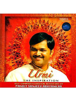 Urmi The Inspiration (Self Composed Classical Renditions) (Audio CD)