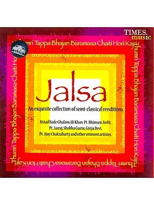 Jalsa (An exquisite collection of semi-classical renditions) (Set of 2 CDs)