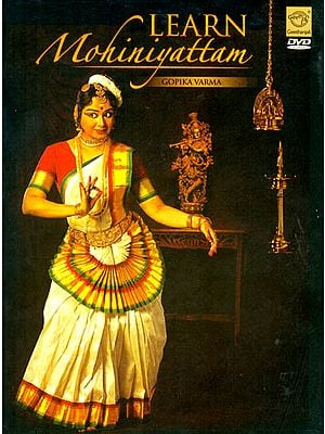 Learn Mohiniyattam (DVD)