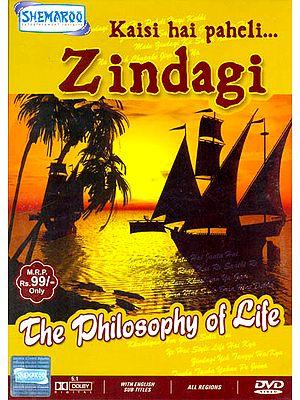 The Philosophy of Life (Kaisi hai Paheli... Zindagi): Original Songs from Hindi Films (DVD)