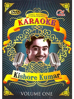 Sing along Karaoke: Kishore Kumar (Vol 1) (DVD)