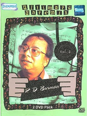 "R.D.Burman ""Ultimate Unremix"": Original Videos of Hindi Film Songs (Vol 2) (Set of 2 DVDs)"