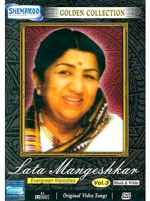 "Evergreen Melodies ""Lata Mangeshkar"": Golden Collection (Vol 3) (DVD)"