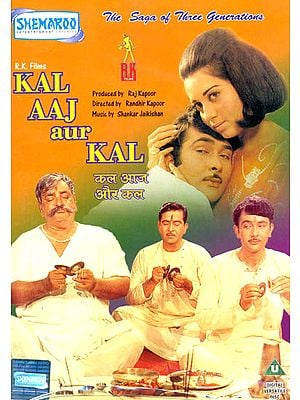 Kal Aaj Aur Kal (The Saga of Three Generations) (DVD)