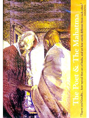 The Poet & The Mahatma: tagore and Gandhi (A Documentary Film on DVD)