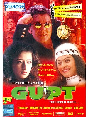 Gupt: The Hidden Truth - A Murder Mystery (DVD)