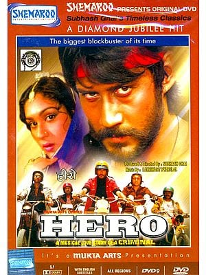 Hero (A Musical Love Story of a Criminal) (DVD)