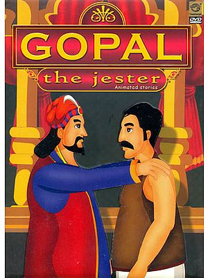 Gopal 'The Jester' (Animated Stories) (DVD)