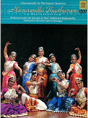 Navasandhi Kauthuvam in Bharatanatyam (DVD)