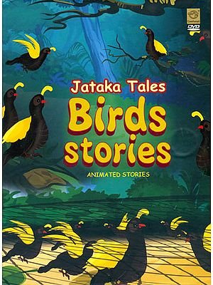 Jataka Tales: Birds Stories (Animated Stories) (DVD)