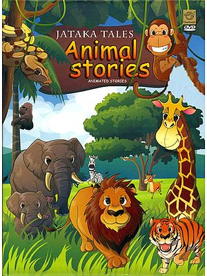 Jataka Tales: Animals Stories (Animated Stories) (DVD)
