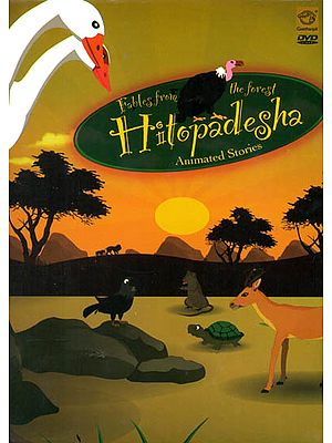 Hitopadesha: Fables From The Forest (Animated Stories) (DVD)