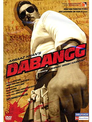 Dabangg (Set of 2 DVDs)