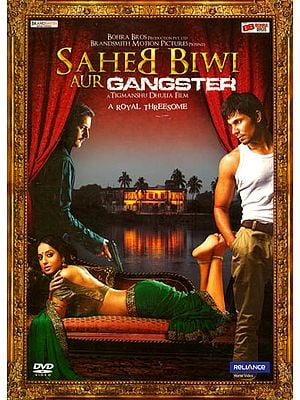 Sahib Biwi Aur Gangster: A Royal Threesome (DVD)
