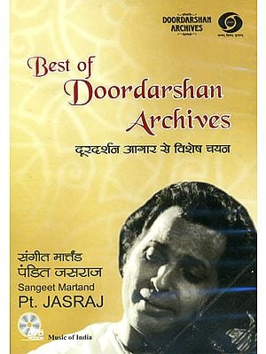 Pt. Jasraj: Best of Doordarshan Archives (DVD)