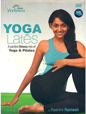 Yoga Lates: A Perfect Fitness Mix of Yoga & Pilates (DVD)