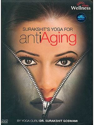 Surakshit's Yoga For Anti Aging (DVD)