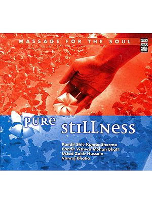 Pure Stillness: Massage For The Soul (Audio CD)