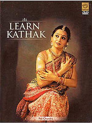 Learn Kathak (DVD)