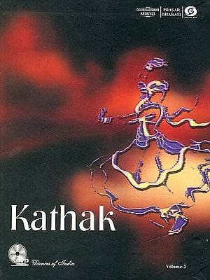 Kathak (Vol-II) (With Booklet Inside) - From Doordarshan Acrhives (DVD)