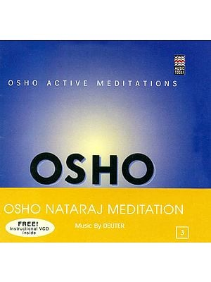 Osho Active Meditations: Osho Nataraj Meditation (A Set of 2 Audio CDs)