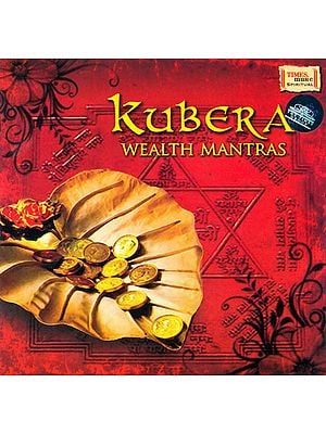 Kubera: Wealth Mantras (Audio CD)