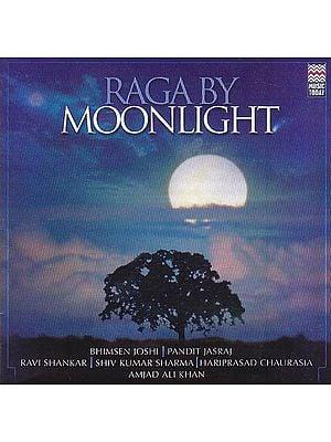 Raga By Moonlight (Set of 2 Audio CDs)