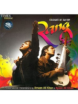 Rang : Colours of Sufism (Audio CD)