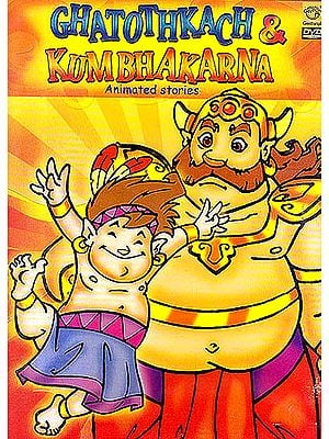Ghatothkach & Kumbhakarna (Animated Stories) (DVD)