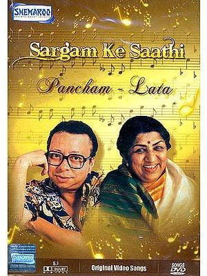 Sargam Ke Saathi Pancham - Lata: DVD od Original Film Songs (DVD)