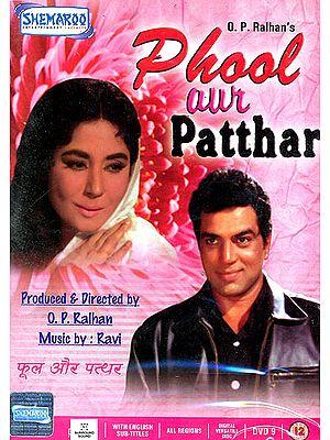 Phool aur Pathar - Flower versus Stone (DVD)