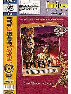 Two Eyes and Twelve Hands - Do Ankhen Barah Haath (DVD)