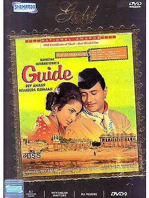 Guide - Based on the Novel by R.K. Narayan (DVD)