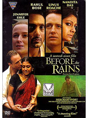 Before the Rains: Passion Has it's Price (DVD)
