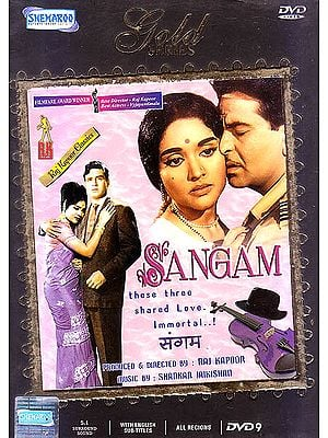 Sangam: These Three Shared Love Immortal… (DVD)
