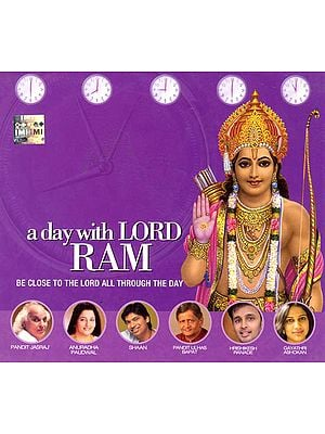 A Day With Lord Ram: Be Close To The Lord Through The Day (Audio CD)