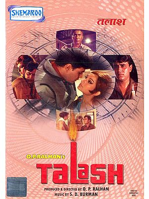 Talash - The Search (DVD)