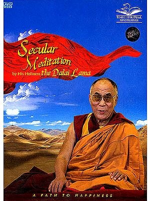 Secular Meditation by His Holiness The Dalai Lama: The Path To Happiness (DVD)