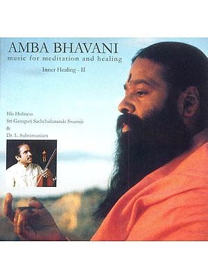 Amba Bhavani: Music for Meditation and Healing (Audio CD)