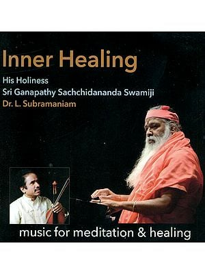 Inner Healing : Music for Meditation and Healing (Audio CD)