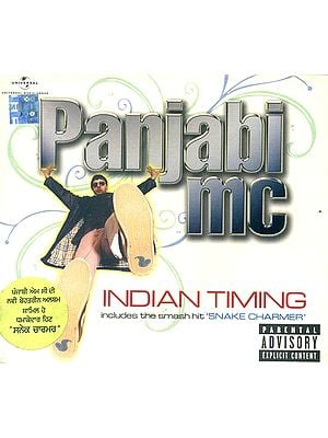 Panjabi MC: Indian Timing (Includes the Smash Hit 'Snake Charmer') (Audio CD)