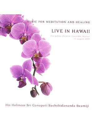 Live in Hawaii: The Paliku Theatre, Kane'ohe, Hawaii (Music for Meditation and Healing) (Audio CD)
