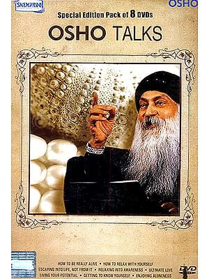 Osho Talks  (Set of 8 DVDs)