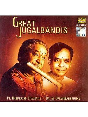 Great Jugalbandis (Audio CD)