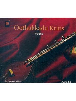 Oothukkadu Kritis  Veena (Audio CD)