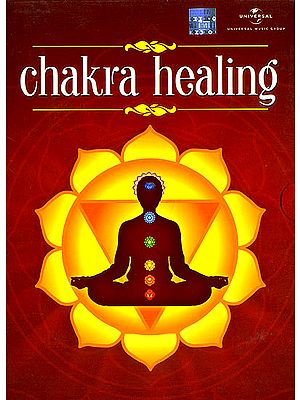 Chakra Healing (Set of 3 Audio CDs)