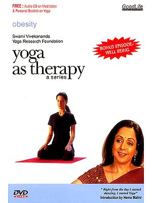 Yoga as Therapy for Obesity -: A Series  (With Personal Booklet on Yoga)(DVD)