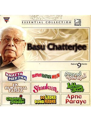 Basu Chatterjee: Essential Collection (Set of 9 DVDs)